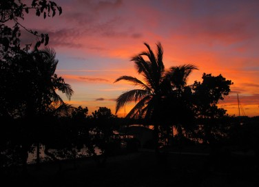 green turtle cay, bahamas, abaco, sunrise, roberts cottages