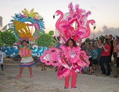 Forest Heights Junkanoo Performers 2013