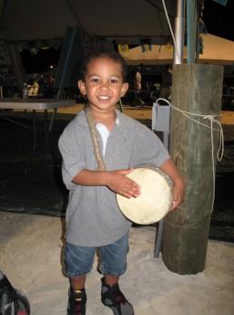 Future Junkanoo Drummer 2013