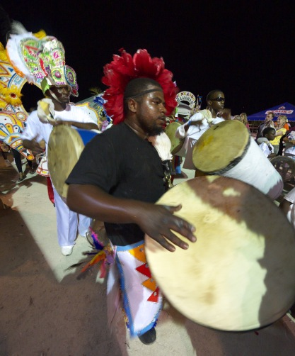 Junkanoo - IRHF 2011 (Photo by Tom Walters)