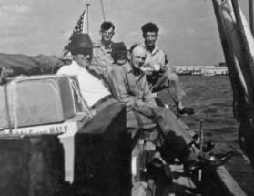 #11 - Men on Boat