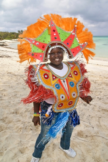 bahamas, abaco, green turtle cay, new plymouth, destination wedding, junkanoo