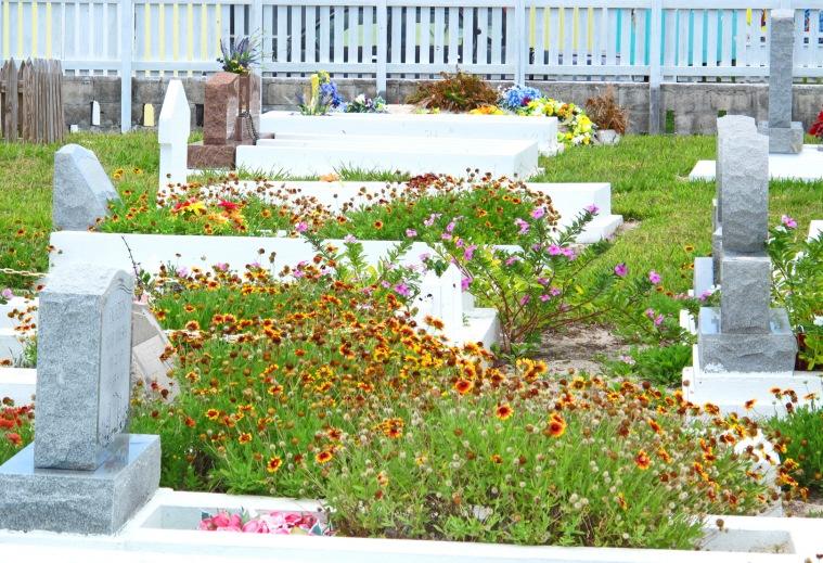 bahamas, abaco, green turtle cay, history, cemetery