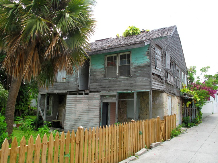 bahamas, abaco, green turtle cay, architectural preservation, neville chamberlain