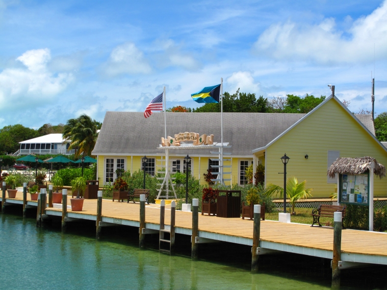 abaco, green turtle cay, bahamas,