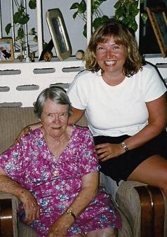 Ma and Me Late 1990s
