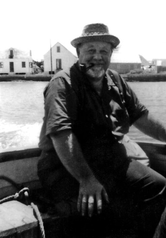 Burl Ives in Abaco