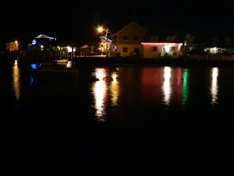 bahamas, abaco, green turtle cay, festival of lights, christmas