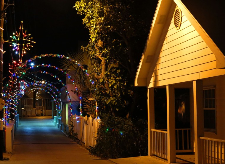 Festival of Lights - Green Turtle Cay