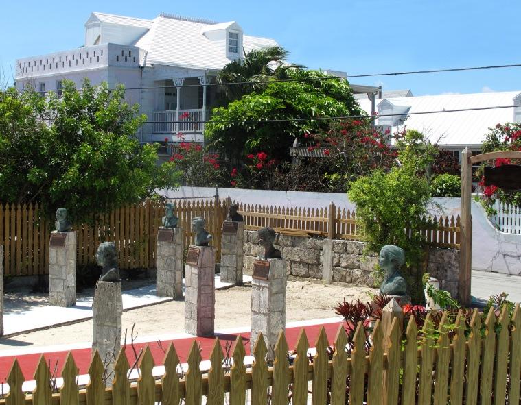 bahamas, abaco, green turtle cay, new plymouth inn, captain billy roberts