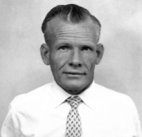 My grandfather, Lionel Augustus Albury (1919-1980)