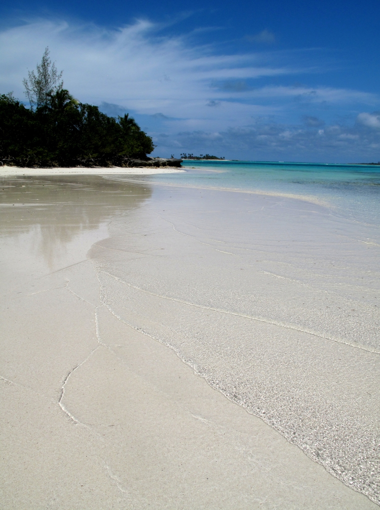 North Sandbar at Gillam Bay