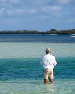 bahamas, abaco, green turtle cay, coco bay, bonefishing, rick sawyer