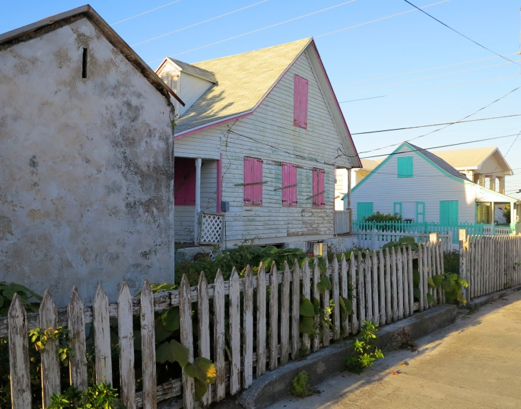 Houses - Green Turtle Cay, Abaco, Bahamas