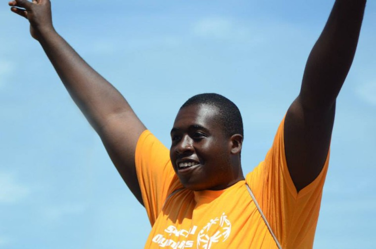 Austin Green, bahamas, special olympics, world games