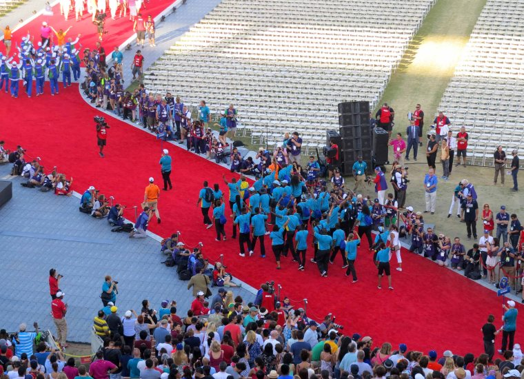 bahamas, special olympics, la2015