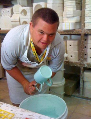 Photo: Karen McIntosh, Abaco Ceramics