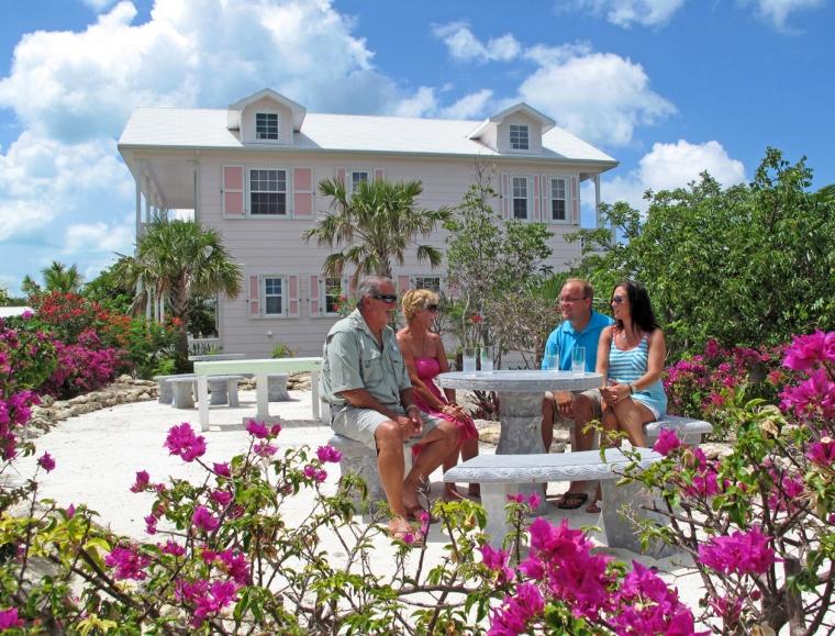 bahamas, abaco, green turtle cay, leeward yacht club