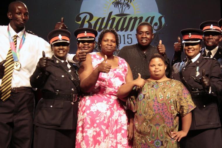 bahamas, special olympics, global messengers