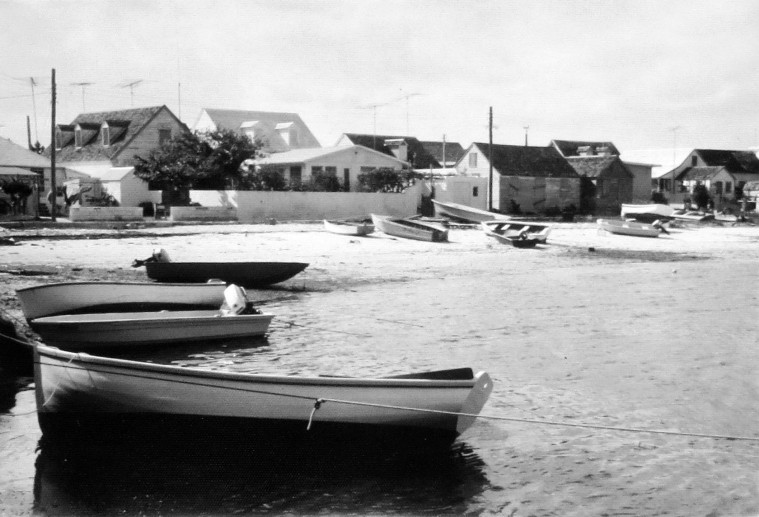 """The first of my """"Museum Monday"""" postings of historical Abaco photographs. Who knows where this one was taken?"""
