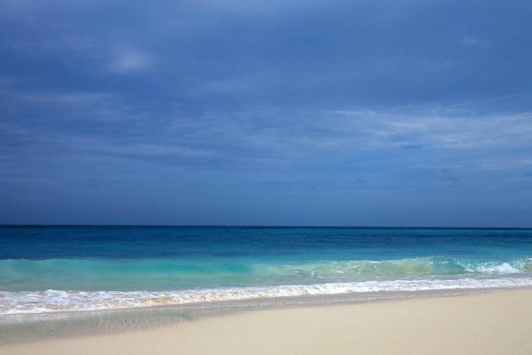 Shades of Blue - Green Turtle Cay, Abaco, Bahamas