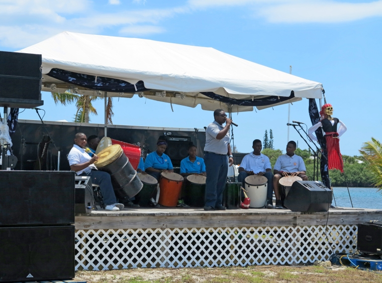 Island Roots Heritage Festival -- May 2016, Green Turtle Cay