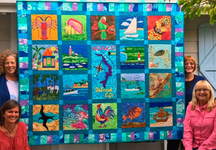 Sale of Custom Heritage Quilt to Benefit the Albert Lowe Museum