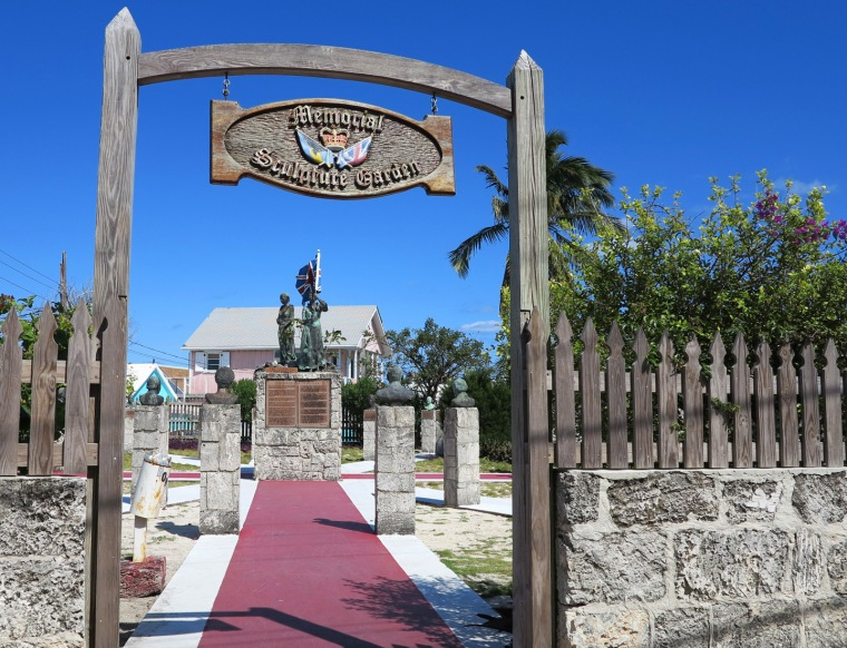 James Mastin, creator of Green Turtle Cay's Memorial Sculpture Garden and champion of Bahamian culture has passed away