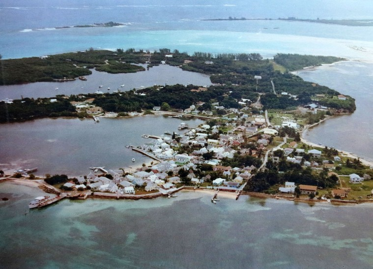 Historic Green Turtle Cay, Abaco, Bahamas