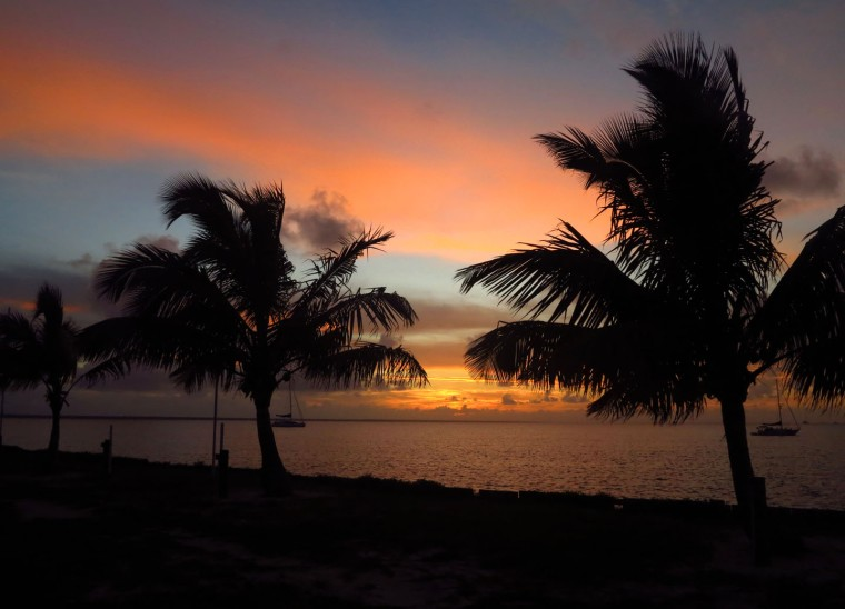 Sunset - Green Turtle Cay, Abaco, Bahamas
