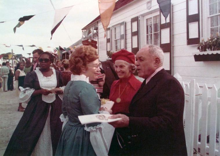 Albert Lowe Museum Opening