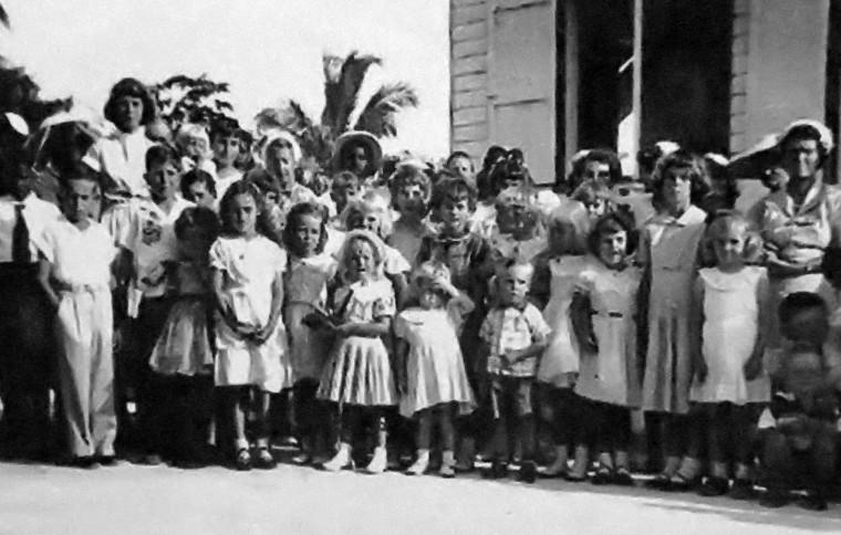 Gospel Chapel Sunday School - Green Turtle Cay, Bahamas