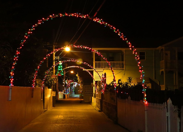 Green Turtle Cay's Festival of Lights Begins November 26