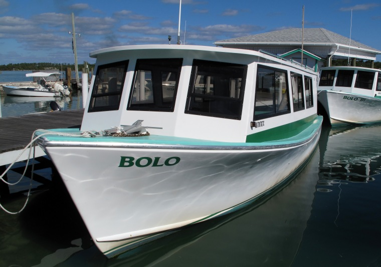 Why the Green Turtle Cay Ferries Are Called Bolo