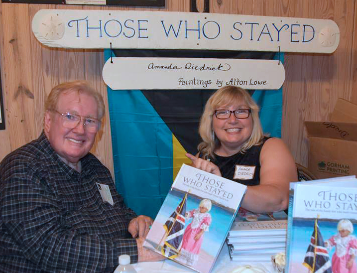 The Launch of Those Who Stayed - Green Turtle Cay