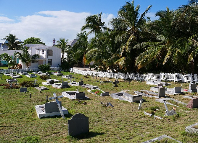 Hope Town Cemetery - Elbow Cay, Abaco, Bahamas