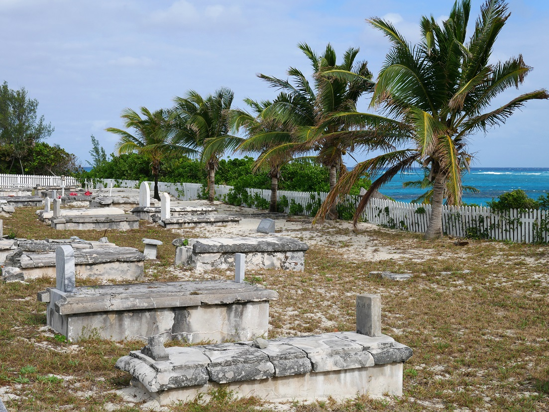 Hope Town Cemetery - Elbow Cay, Abaco, Bahamas