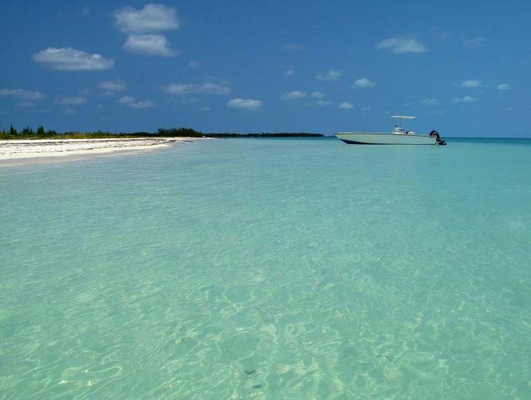 Gillam Bay Point, Green Turtle Cay, Abaco, Bahamas