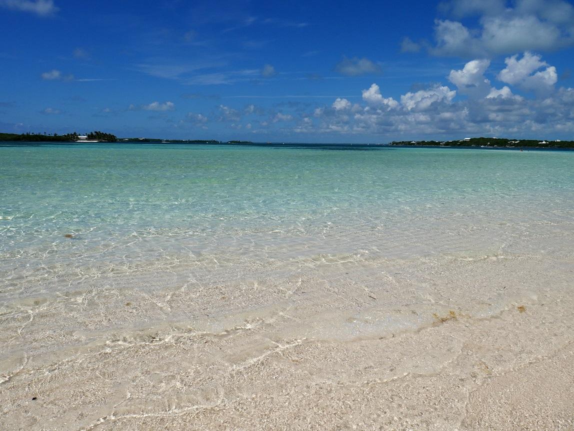 Tahiti Beach - Elbow Cay, Abaco, Bahamas