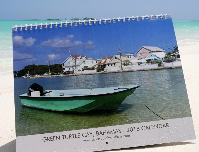 The 2018 Green Turtle Cay Calendar is now available.