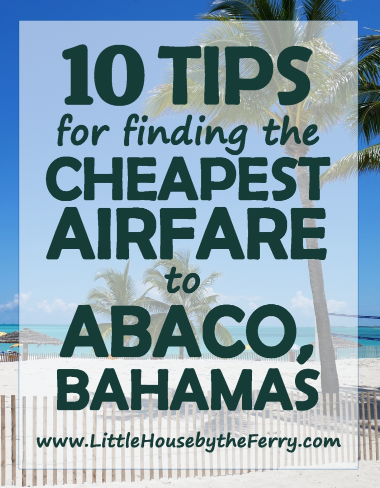 What you need to know before you book your trip to Abaco.
