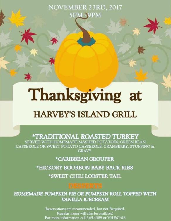 Thanksgiving, Island Style