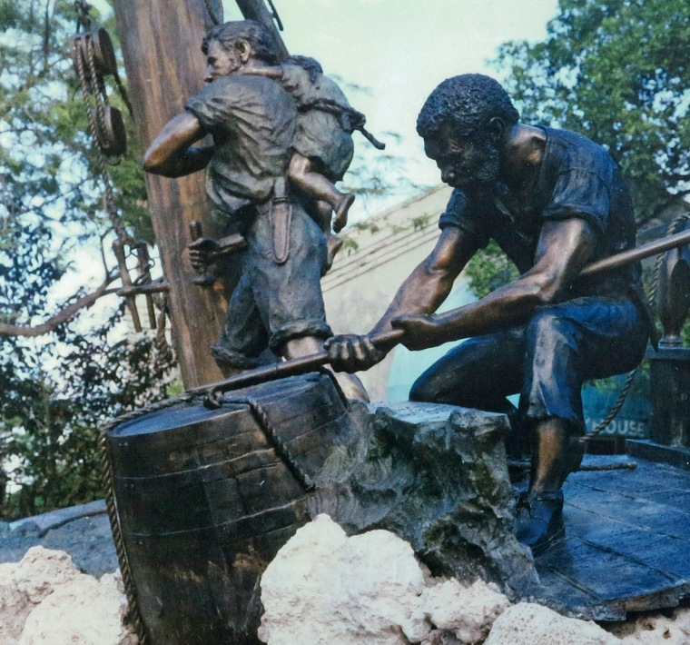 Key West Memorial Sculpture Garden Honours Sculptor James Mastin