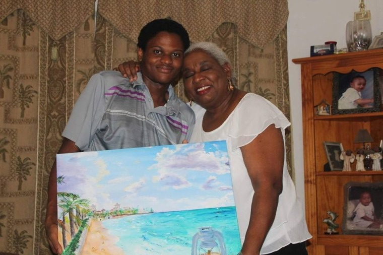 Abaco Artist Accepted into Savannah College of Art and Design's Rising Star Program