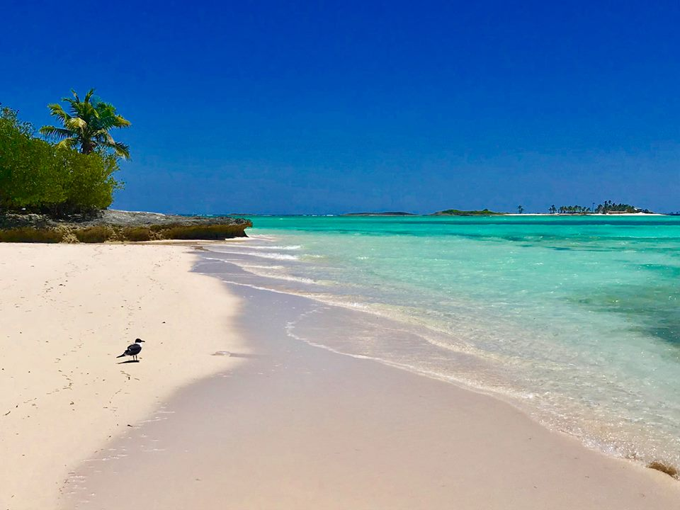 North end of Gillam Bay - Photo by Mandy Roberts - Green Turtle Cay, Abaco, Bahamas