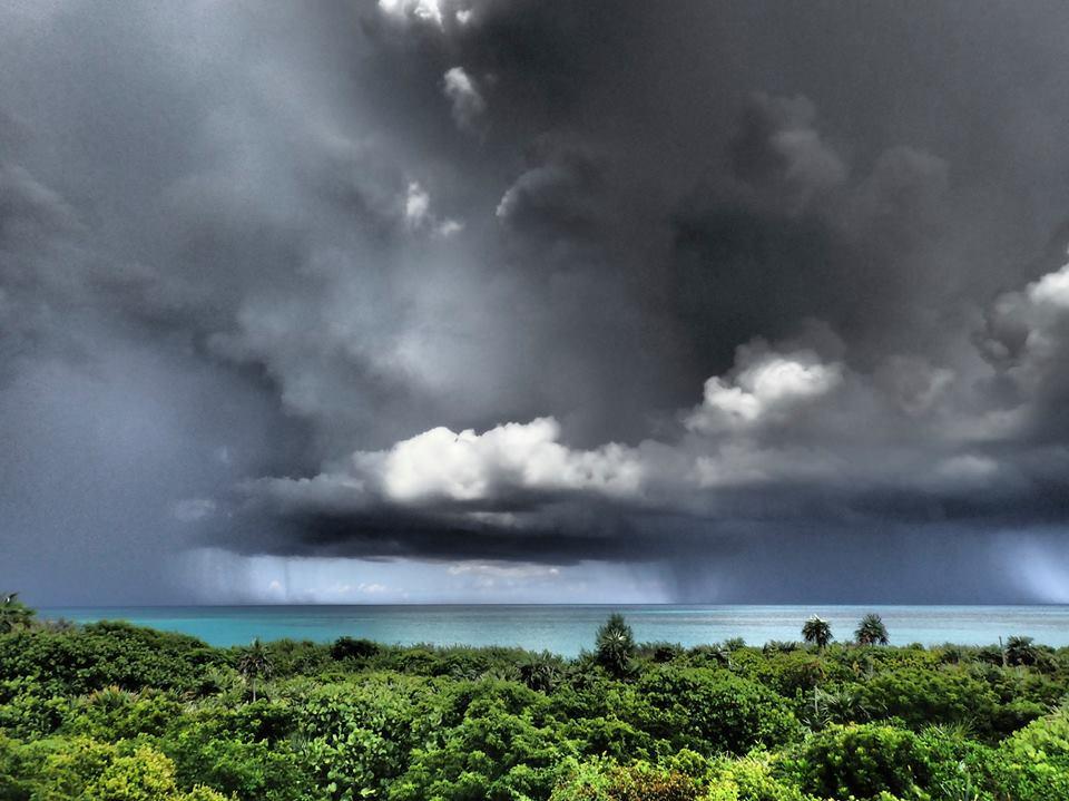 Summer Storm - Photo by Mandy Bennett Roberts