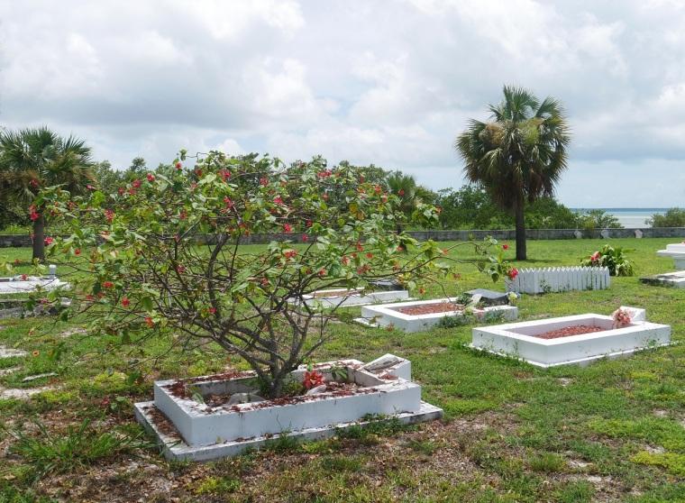 Green Turtle Cay Cemetery, Abaco, Bahamas