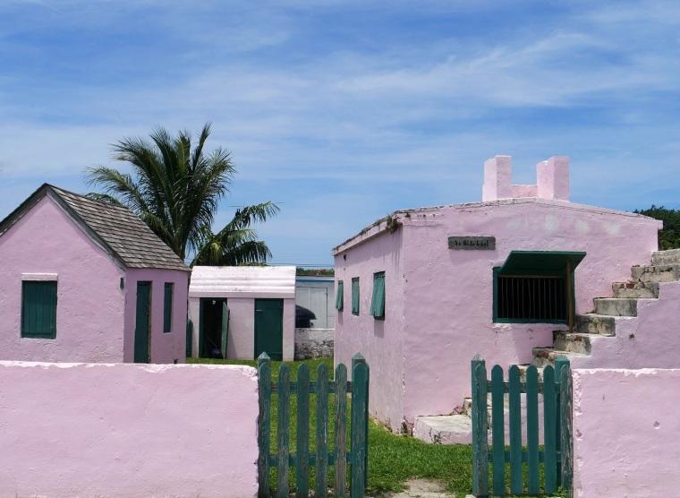 Ye Olde Gaol - Green Turtle Cay, Bahamas