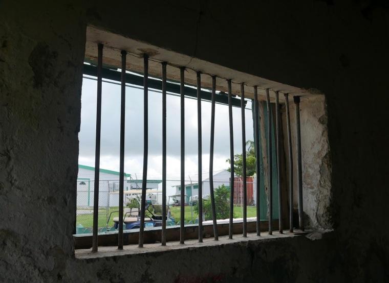Ye Olde Gaol, Green Turtle Cay, Abaco, Bahamas
