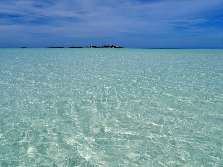 Pelican Cay - Abaco, Bahamas